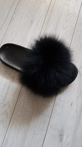 Fur Slippers photo review