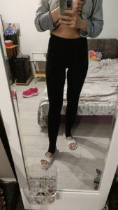 Bequeme und warme Leggings Comfy photo review